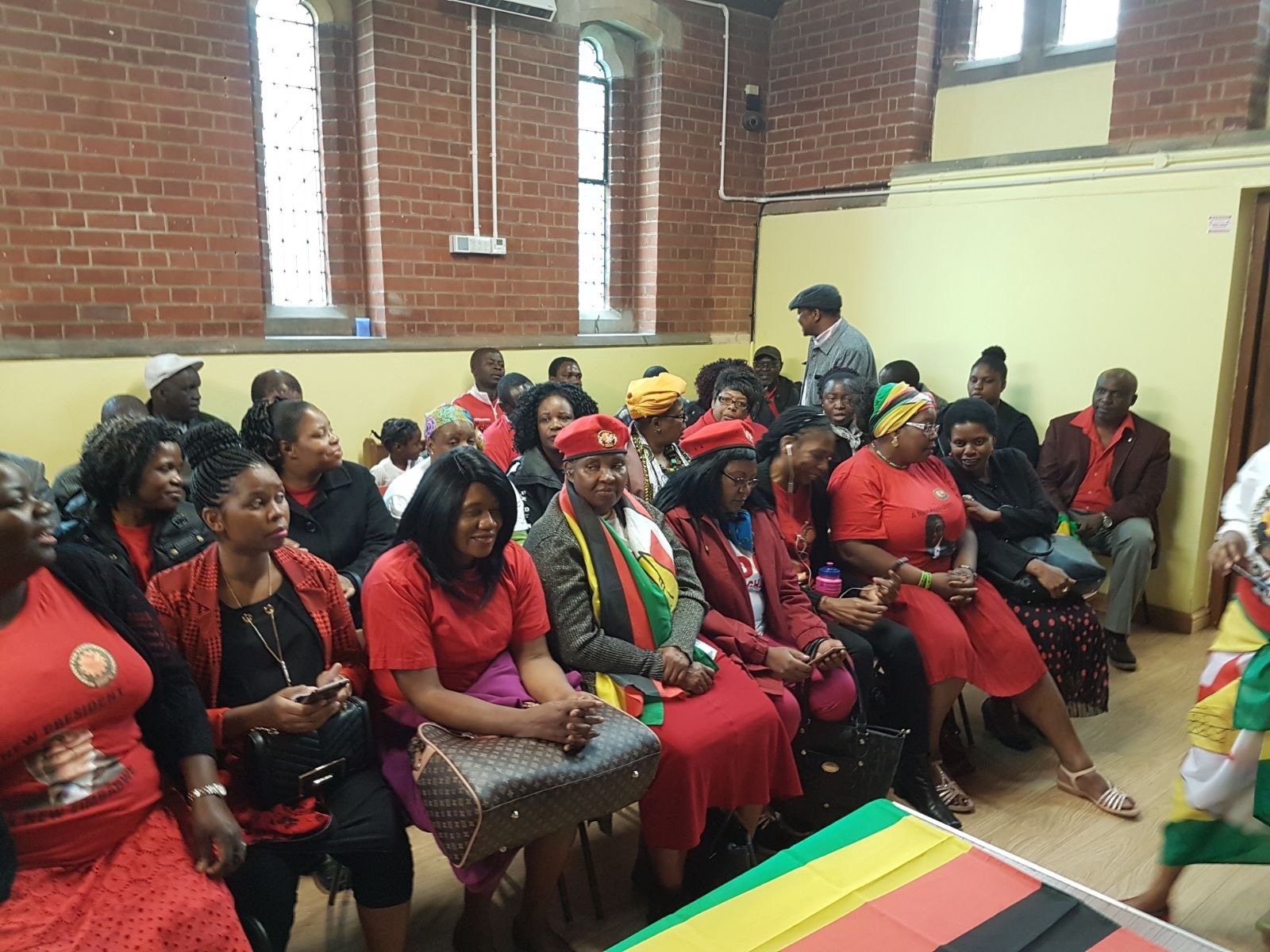 MDCT UK Ireland Province Held A Mobilisation Rally And Fundraising